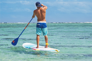 Stand Up Paddle Grau du Roi Port Camargue